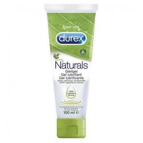 DUREX Naturals Lubricant, Water Based, 100 ml (3,4 fl.oz.)