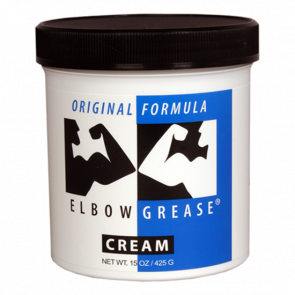 ELBOW GREASE, Original Cream, 15 oz / 425 g